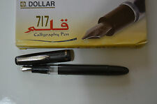 CLASSIC DESIGN FOUNTAIN PEN CALLIGAPHY PEN 717