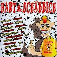 Hart & schäbbich English Dogs, Die Toten Hosen, PSR, Wonderprick, Noe, Mo.. [CD]