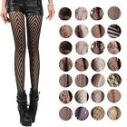 Stylish Sexy Polyester Fishnet Jacquard Net Stockings Stretch Pantyhose Tights