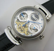 Stuhrling Original Watch Mens Automatic Skeleton Wristwatch Watch AS IS PARTS