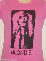 LADIES BLONDIE T SHIRT IN PINK