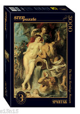 PUZZLE 3000 pcs The UNION EARTH and WATER Russian STATE HERMITAGE MUSEUM