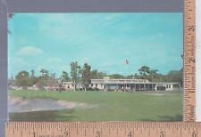 1960s  USED POST CARD CLEARWATER GOLF AND COUNTRY CLUB, CLEARWATER, FL