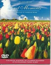 RELAXING MOODS QUIET MOMENTS RELAXATION SPA DVD IN HD - NEW