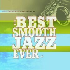 Best Smooth Jazz Ever by Various Artists (Two CD Set)