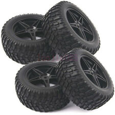 4PCS 95mm RC 1/10 HSP Off-Road Rally Short Course Truck Tyre Tires Wheel Rim