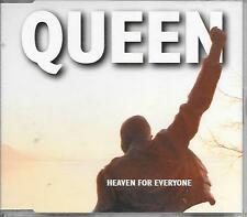 QUEEN - Heaven for everyone CD SINGLE 4TR Europe release 1995