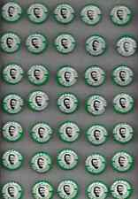Lot of 35 Jimmy Carter For President picture pinback button pin