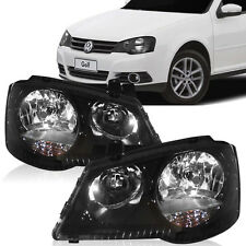 VW Golf City HeadLight Smoke 2007/2008/2009/2010/2011/2012/2013(Pair)