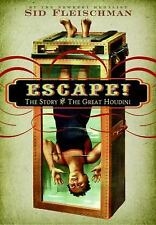 Escape!: The Story of the Great Houdini, Sid Fleischman, Good Condition, Book