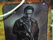 "The Walking Dead Rick Grimes AMC Queen Size Blanket 79"" x 96"""