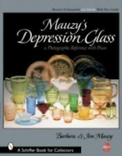 Mauzy's Depression Glass: A Photographic Reference with Prices Schiffer Book fo