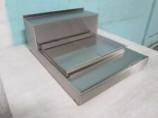 """""""PETERS PAK"""" COMMERCIAL COUNTER TOP REFRIGERATED COLD PLATE MERCHANDISER DISPLAY"""