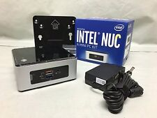Intel NUC Mini Desktop / Home Theater / HTPC / Gaming PC 4K HDMI, 2TB HD, Win 10