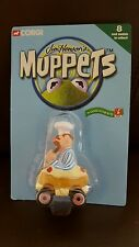 Corgi muppets swedish chef car.