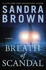 Breath of Scandal by Sandra Brown (2015, Paperback)