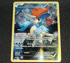 Mythical KELDEO XY118 FULL ART Black Star HOLO Promo NEAR MINT Pokemon Card
