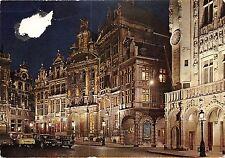 B59118 Bruxelles Un coin de la Grand Palace la nuit belgium