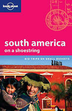 Lonely Planet - South America on a Shoestring (paperback 2004)