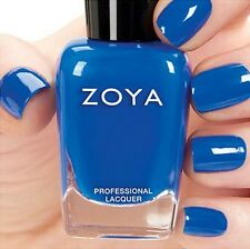 ZOYA ZP802 SIA ~ royal blue cream nail polish ~ FOCUS Fall 2015 Collection *NEW