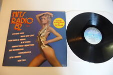 HITS RADIO 82 VOL.6 SYSTEM DISCO SEXY NUDE COVER CHEESECAKE .DER KOMMISSAR..