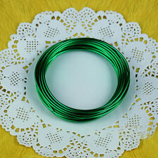 5 Metres of 1mm Aluminium Craft Floristry Wire For DIY Jewellery Beading Making
