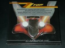 ZZ Top - Eliminator CD+DVD