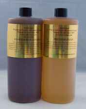 LEATHERIQUE LEATHER RESTORATION REJUVINATOR OIL PRESTINE CLEAN 32OZ.