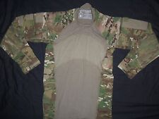 MULTICAM SHIRT MASSIF GEAR COMBAT MEDIUM-REGULAR USA MILITARY ISSUE ACU CAMO awl
