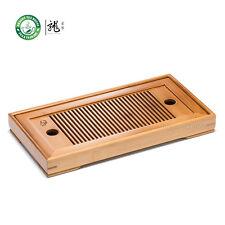 Bambù Piccolo Gongfu Tè Tavolo Vassoio 27 * 13cm Spedizione Gratuita