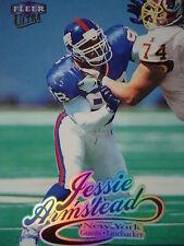 NFL 208 Jessie Armstead New York Giants Fleer Ultra 1999