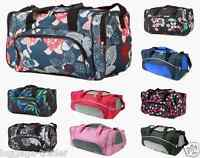 Mens / Womens Sports Holdall Gym Kit Maternity Bag - Travel Bag Shoulder Duffel