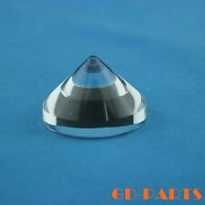 Artificial Crystal HIFI Audio Isolation Spike Feet Stand for AMP DAC 30x15mm*4