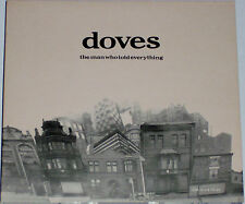 Doves - Man Who Told Everything (2000 UK 3-Track CD Single Set)