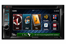 Kenwood DNX692 Double Din Audio Video Navigation System w/ Bluetooth & HD Radio
