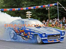 """""""Jungle Jim"""" Liberman 1973 """"Revell"""" Chevy Vega NITRO Funny Car PHOTO! """"NEW"""" (2)"""