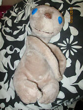 Vintage Showtime 1982 KAMAR international plush en peluche e.t. extra Terrestrial