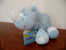 Gantz Webkinz Rhino HM196 with Tag Used Code Excellent Condition