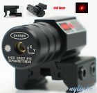 11mm/20mm Red Dot Laser Sight Picatinny Rail Mount For Air Gun Rifle Scope