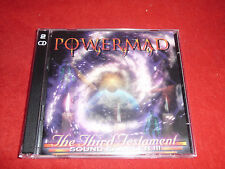 V/A Powermad 1999 GAMMA RAY ION VEIN MIDEVIL DIVISION NOCTURNAL RITES ....   2CD