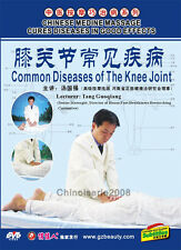Chinese Medicine Massage Cures Diseases - Common Diseases Of The Knee Joint DVD