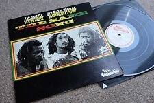 ♫ THE SAME SONG ISRAEL VIBRATION JA PRESS TOP RANKING ROOTS REGGAE LP LISTEN