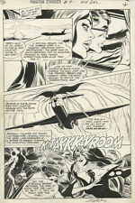 Neal Adams Art PHANTOM STRANGER 4 Page 1st TALA! 1969 DC Comic Original w) Dr.13