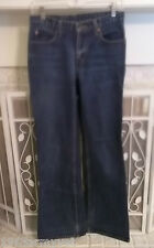NWT Ladies/Girls Jordache Size 5/6 or Size 4 Straight Leg Blue Jeans