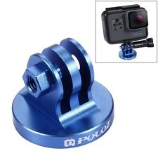 PULUZ CNC Camcorder Tripod Mount Adapter for GoPro HERO4 Session 5 4 3+ 3 2 1