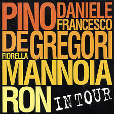 Pino Daniele, Francesco De Gregori, Fiorella Mannoia Ron - IN TOUR cd