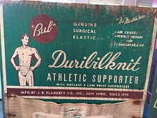 1950's Vintage advertising duribilknit Jock Strap Displays