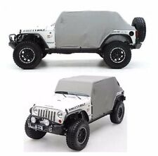Smittybilt 1069 Water-Resistant Cab Cover for 07-16 Jeep Wrangler JKU 4-Door