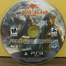 DEAD ISLAND (PS3) USED AND REFURBISHED (DISC ONLY) #10894