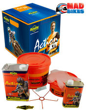 Putoline Action Cleaner Kit, Complete MX Motocross Enduro Air Filter Service Kit